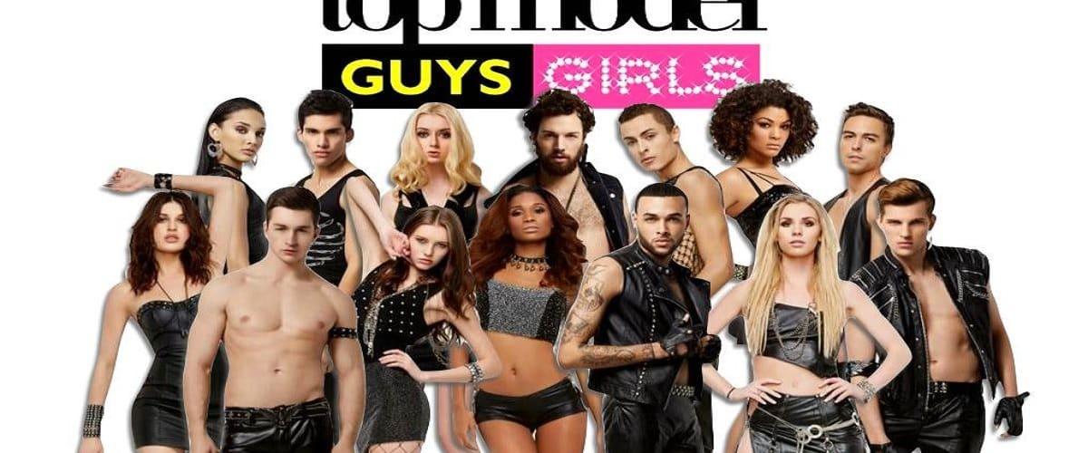 Watch America's Next Top Model
