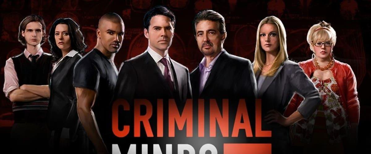 Criminal Minds German Stream