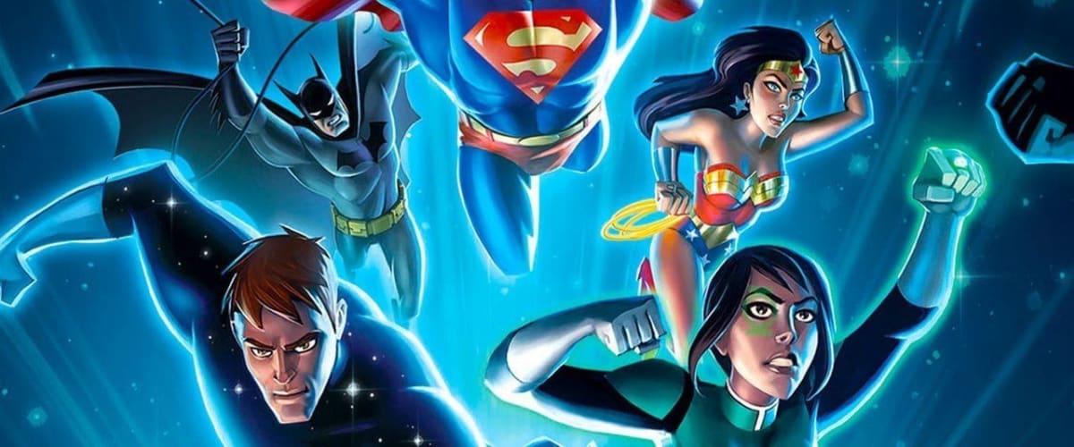 The Justice League Online