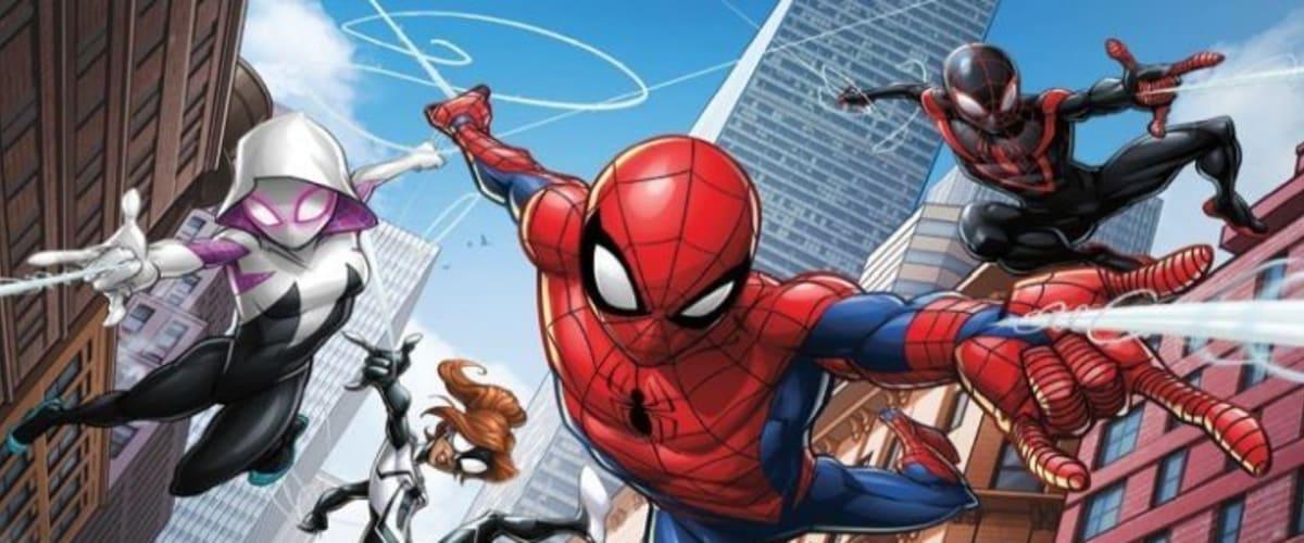 Marvels Ultimate Spider-Man Watch Online Free Season 1