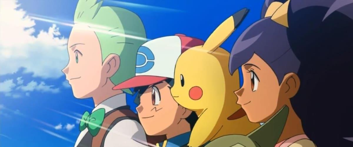Watch Pokemon 15: Kyurem vs. The Sword of Justice Full ...