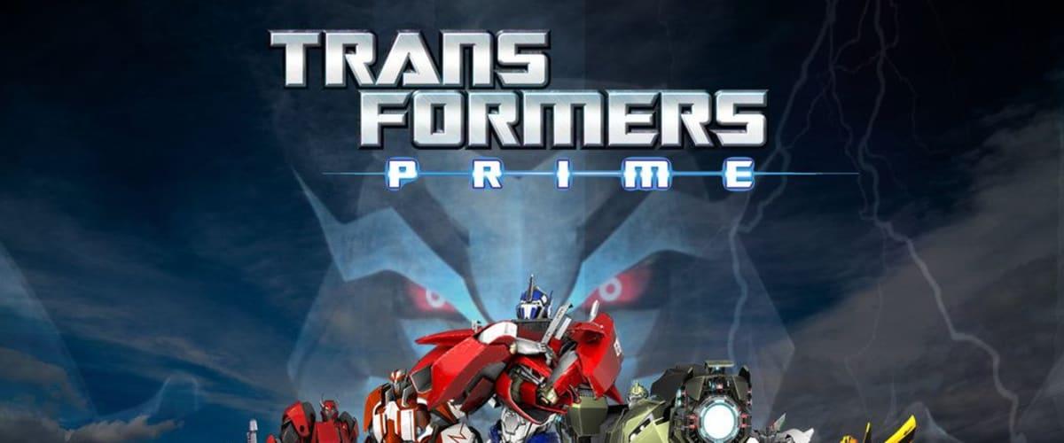 Transformers Prime Serien Stream