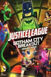 Lego DC Comics Superheroes: Justice League - Gotham City