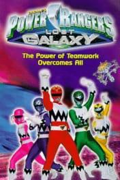 Power Rangers Lost Galaxy - Season 7