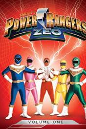 Power Rangers Zeo - Season 4