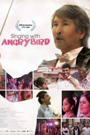Singing with Angry Bird