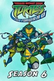 Teenage Mutant Ninja Turtles - Season 06