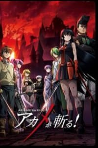 Akame ga Kill! (English Audio)