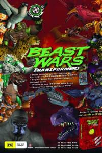 Beast Wars: Transformers - Season 1
