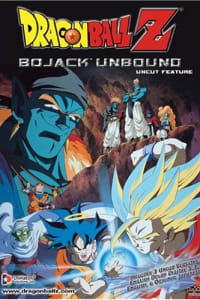 Dragon Ball Z: Bojack Unbound (English Audio)