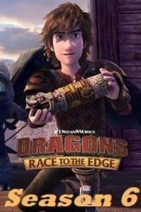 Dragons: Race to the Edge - Season 6