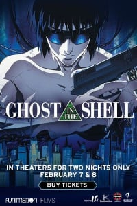 Ghost in the shell (English Audio)