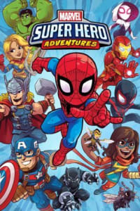 Marvel Super Hero Adventures - Season 1