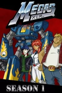 Megas XLR - Season 01