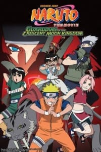 Naruto the Movie 3: Guardians of the Crescent Moon Kingdom (English Audio)