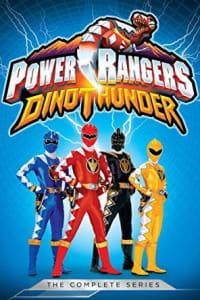 Power Rangers Dino Thunder - Season 12