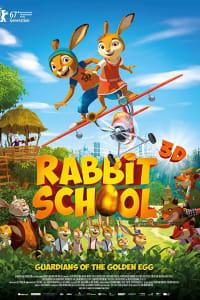 Rabbit School Guardians of the Golden Egg