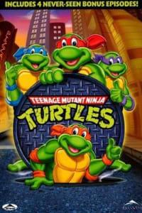 Teenage Mutant Ninja Turtles - Season 3