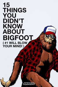 15 Things You Didn't Know About Bigfoot (#1 Will Blow Your Mind) | Bmovies