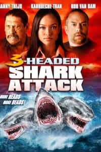 3 Headed Shark Attack | Bmovies