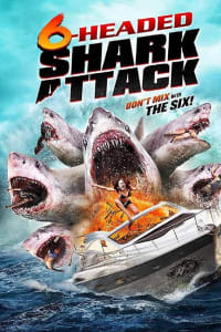 6 Headed Shark Attack   Bmovies