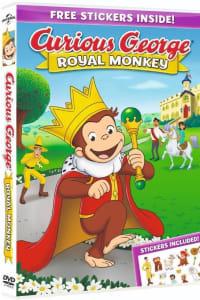 Curious George: Royal Monkey | Bmovies