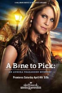 A Bone To Pick: An Aurora Teagarden Mystery   Bmovies