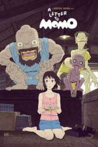 A Letter to Momo   Bmovies