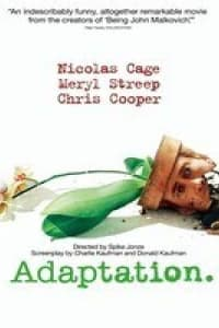 Adaptation | Bmovies