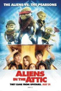Alien in the Attic | Bmovies
