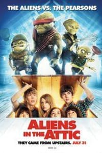 Aliens in the Attic | Bmovies
