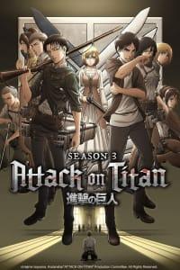 Attack on Titan - Season 3 | Watch Movies Online