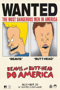 Beavis and Butt Head Do America | Bmovies