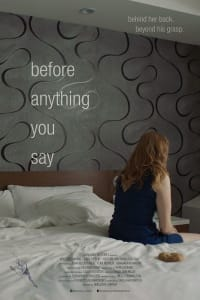 Before Anything You Say | Bmovies