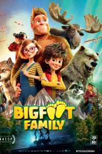 Watch Bigfoot Family (2021) Fmovies