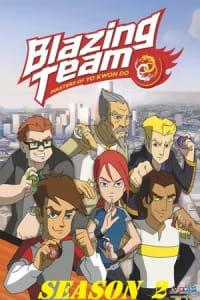 Blazing Team - Season 2 | Bmovies