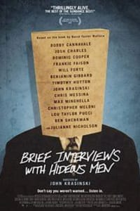 Brief Interviews with Hideous Men | Bmovies