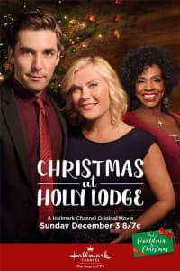 Christmas at Holly Lodge | Bmovies