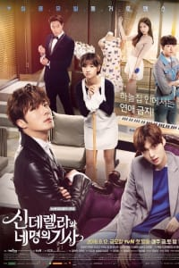 Cinderella and Four Knights | Bmovies