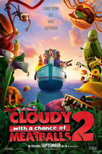 Cloudy With A Chance Of Meatballs 2 | Bmovies