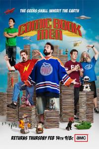 Comic Book Men - Season 2 | Bmovies