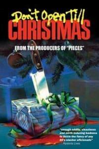 Dont Open Till Christmas | Bmovies