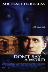 Don't Say a Word | Bmovies