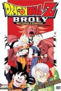 Dragon Ball Z: Broly - Second Coming (English Audio) | Bmovies