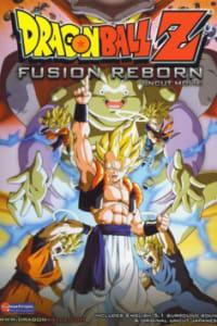 Dragon Ball Z: Fusion Reborn (English Audio)   Bmovies