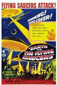 Earth vs. the Flying Saucers | Bmovies
