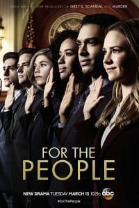 For the People - Season 1   Bmovies