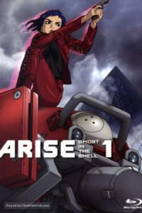 Ghost in the Shell: Arise - Border 1: Ghost Pain | Bmovies
