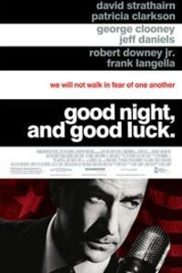 Good Night and Good Luck | Bmovies