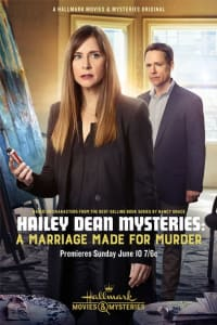 Hailey Dean Mystery: A Marriage Made for Murder   Bmovies